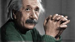 Le physicien Albert Einstein