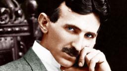 Scientifique fou Nikola Tesla